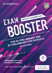 Camb.exam boosters b1 for rev.2020 exam w/o answer