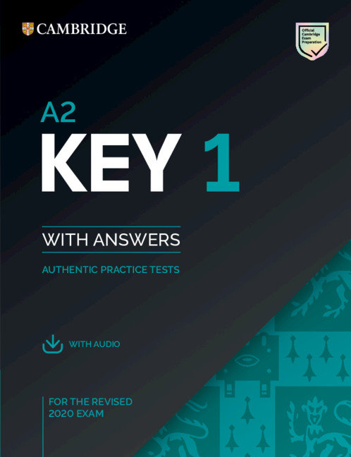 A2 key 1 for revised exam from 2020 students book with an