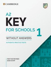A2 key for schools 1 for rev.exam from 20120 st