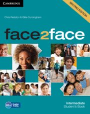 Face2face second edition. student's book. intermediate