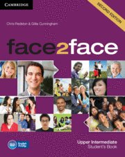 Face2face second edition. student's book. upper. intermediat