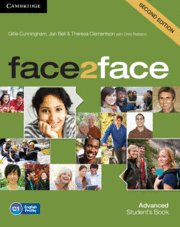 Face2face second edition. student's book. advanced