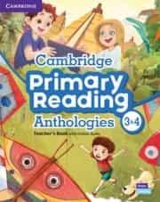 Cambridge primary reading anthologies l3 and l4 teacher`s bo