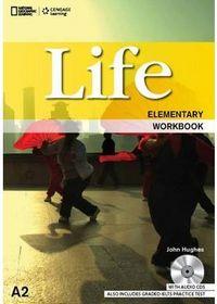 Life elementary workbook a2 2 cd