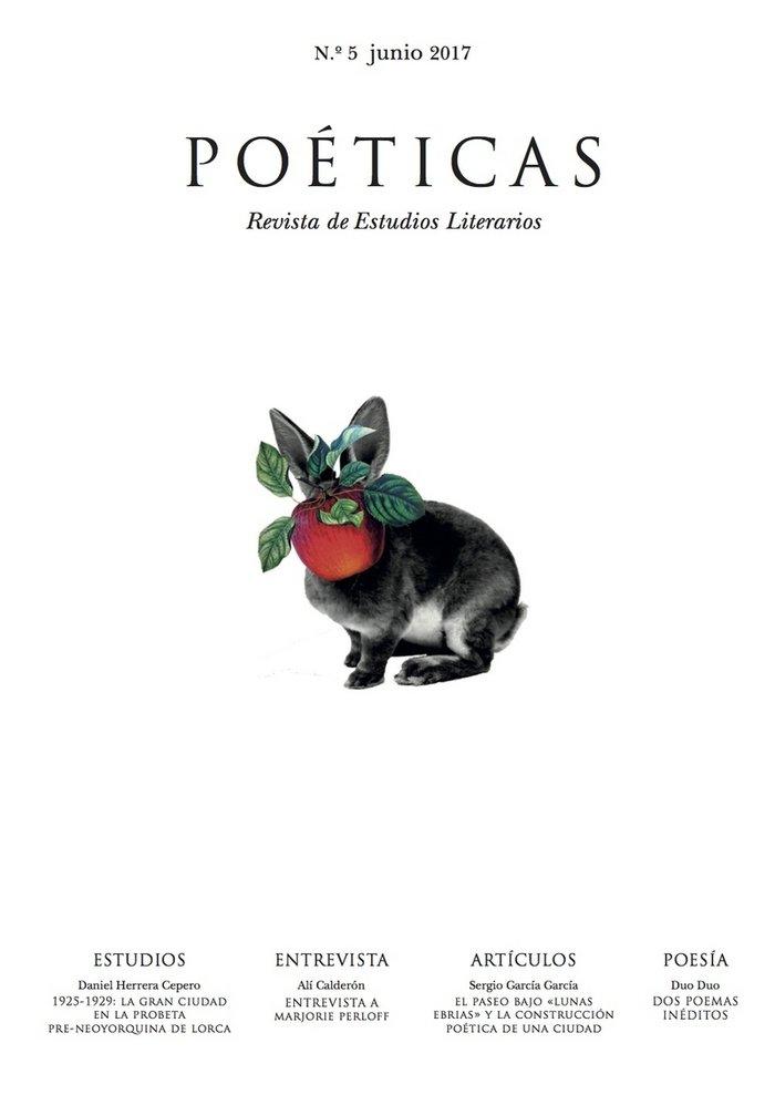 Poeticas revista estudios literarios 5