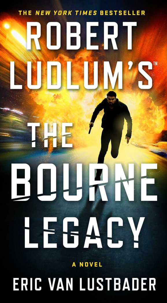 Bourne legacy,the