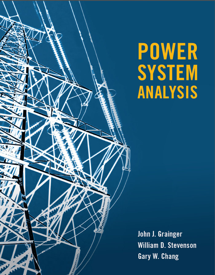 Power systems analysis si