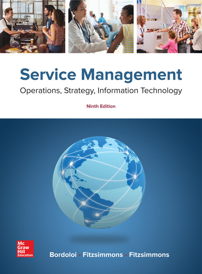 Ise service management operations strate