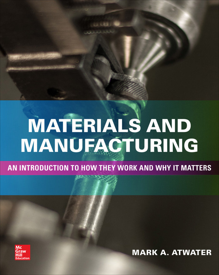 Materials and manufacturing an introducti