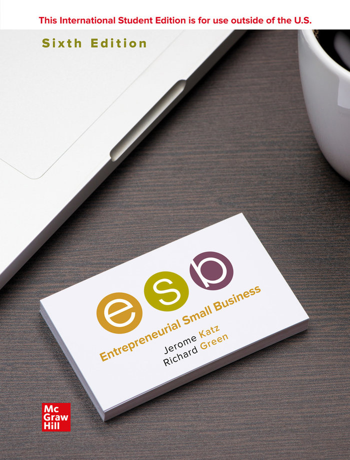 Ise entrepreneurial small business