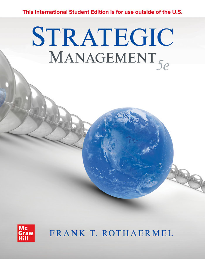 Ise strategic management concepts