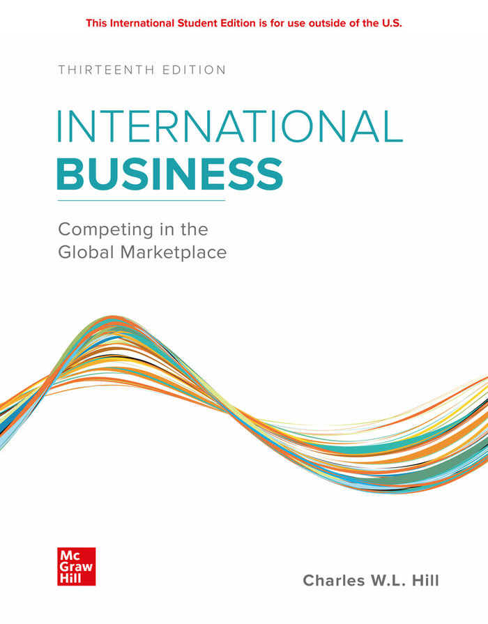 Ise international business competing in t