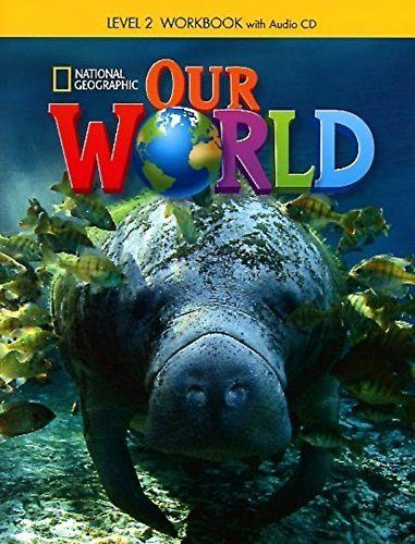 Our world bre 2 ejercicios audio cd