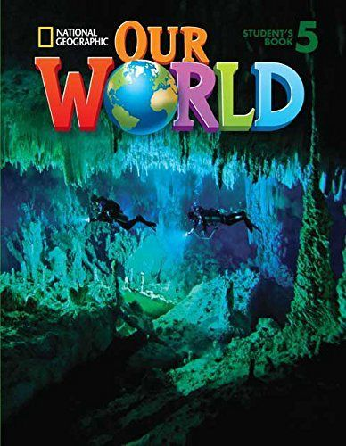 Our world bre 5 ejercicios audio cd