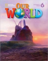 Our world 6 wb+cd british edition