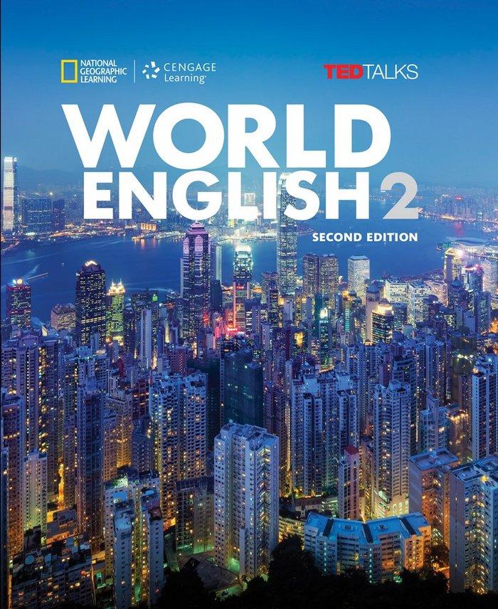 World english 2 a combo+cd-rom 2ª