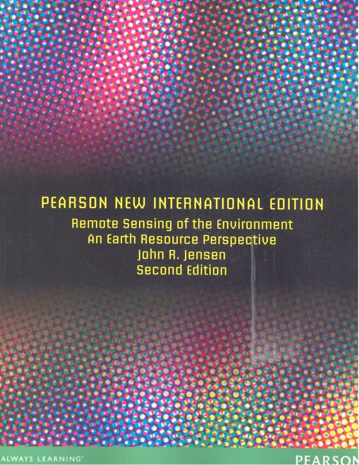 Remote sensing of the environment an earth resource perspec