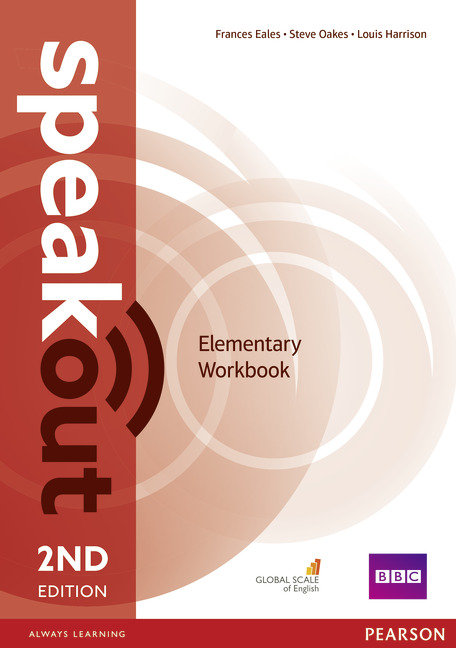 Speakout elementary wb without key 16