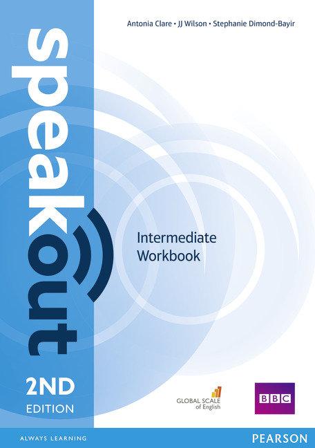 Speakout intermediate wb without key 16