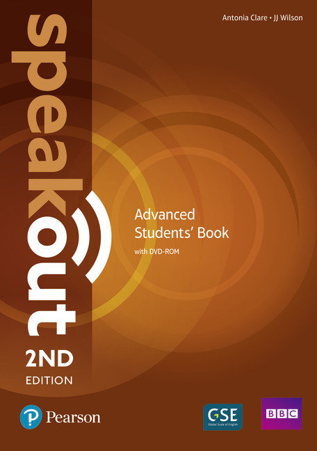 Speakout advanced st +dvd 16