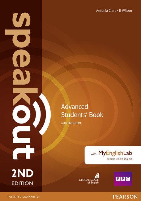 Speakout advanced st+dvd-rom+myeng.lab 16