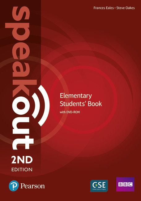 Speakout elementary st+dvd 16
