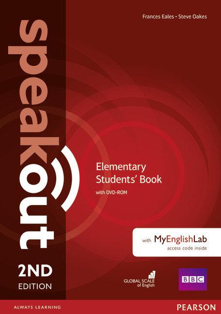 Speakout elementary st +dvd-rom+myeng.lab 16