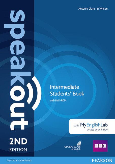 Speakout intermediate st +dvd-rom+myeng.lab 16