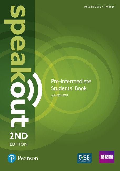 Speakout pre-intermediate sb+dvd 16