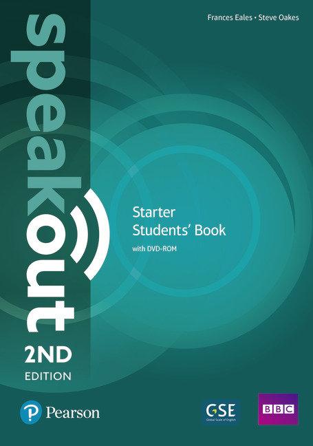 Speakout starter sb+dvd 2ªed 16