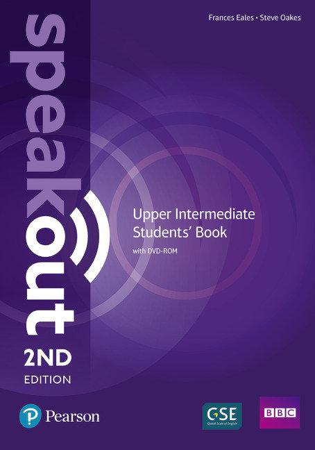 Speakout upper-intermediate st 16 +dvd