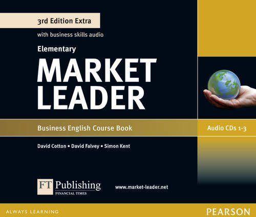 Market leader extra elementary cd 3ed 16