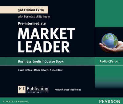 Market leader extra pre-intermediate cd 16
