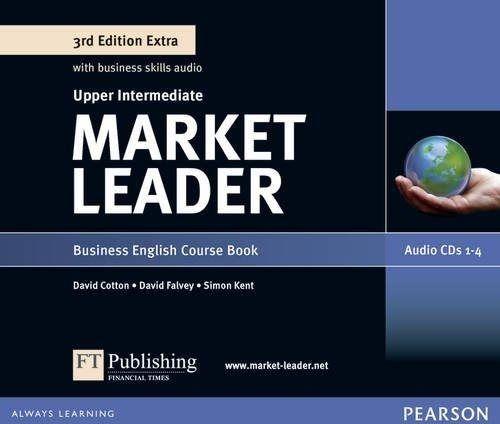Market leader extra upper intermed cd 16