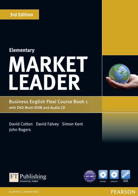 Market leader elementary flexy 1 sb pack 16
