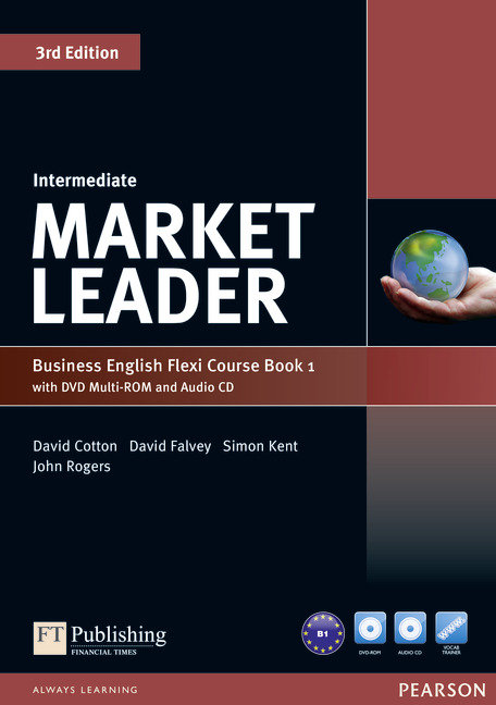 Market leader intermed flexi 1 sb pack 16