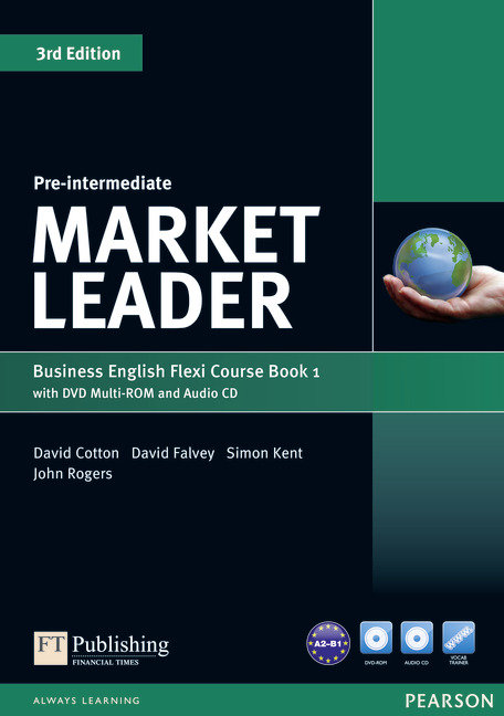 Market leader pre-intermed flexi 1 sb pack 16