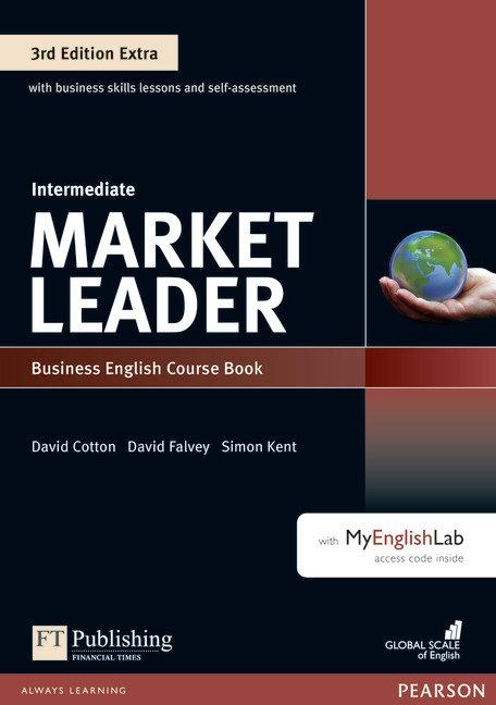 Market leader extra intermed sb dvd myenglislab