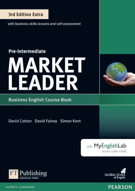 Market leader extra pre-interm sb dvd myenglis