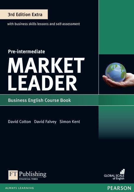 Market leader extra pre-intermed sb dvd pin