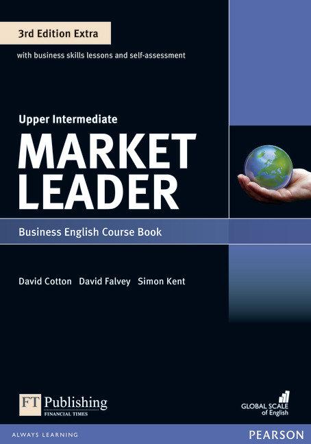 Market leader extra upper-int sb 3ªed dvd pack 16