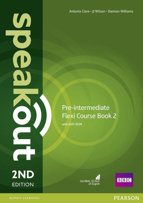 Speakout pre-int flexi coursebook 2 pack 16