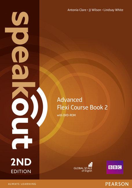 Speakout advanced 2 flexi coursebook pack 16