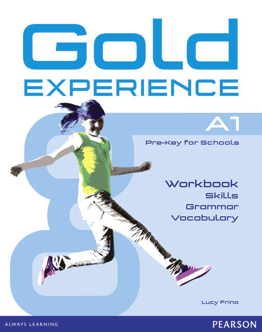 Gold experience language and skills wb a1