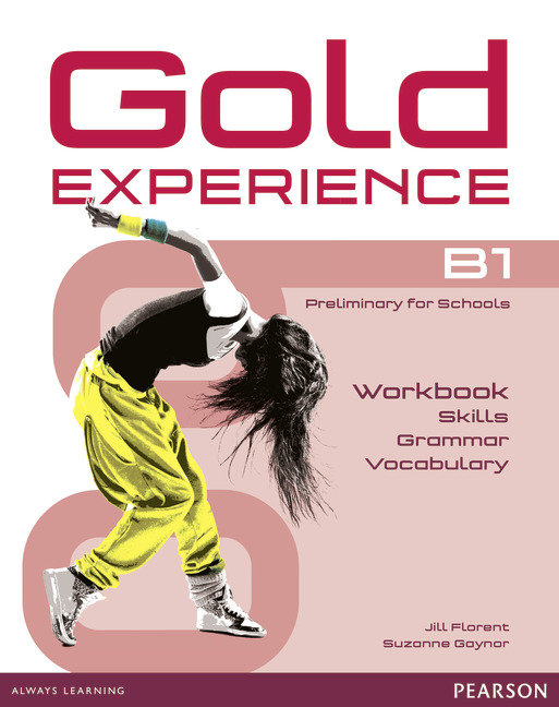 Gold experience language and skills wb b1