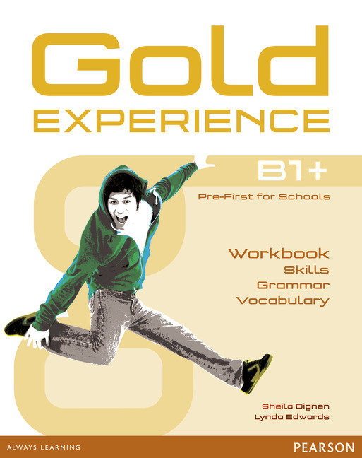 Gold experience language and skills wb b1+