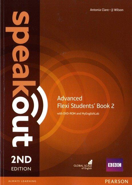 Speakout advanced 2 flexi st. pack 16
