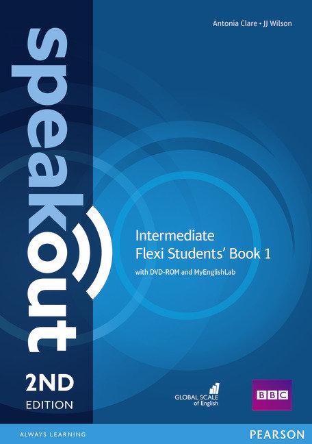 Speakout intermediate 1 flexi st pack 16