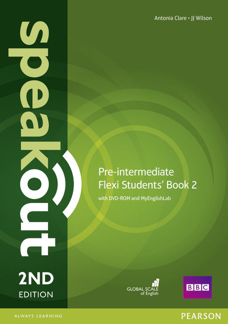 Speakout pre-int flexi sb 2 pack 2ed 16