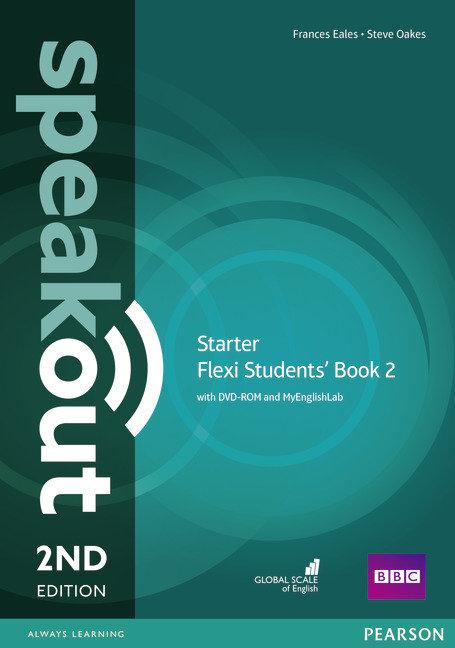 Speakout starter flexi sb 2 pack 2ed 16